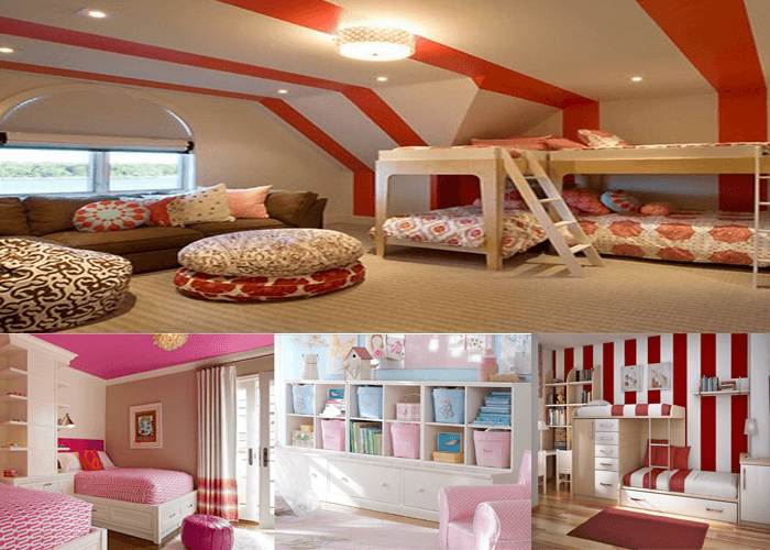 Stylish Kids Bedrooms Melbourne 4