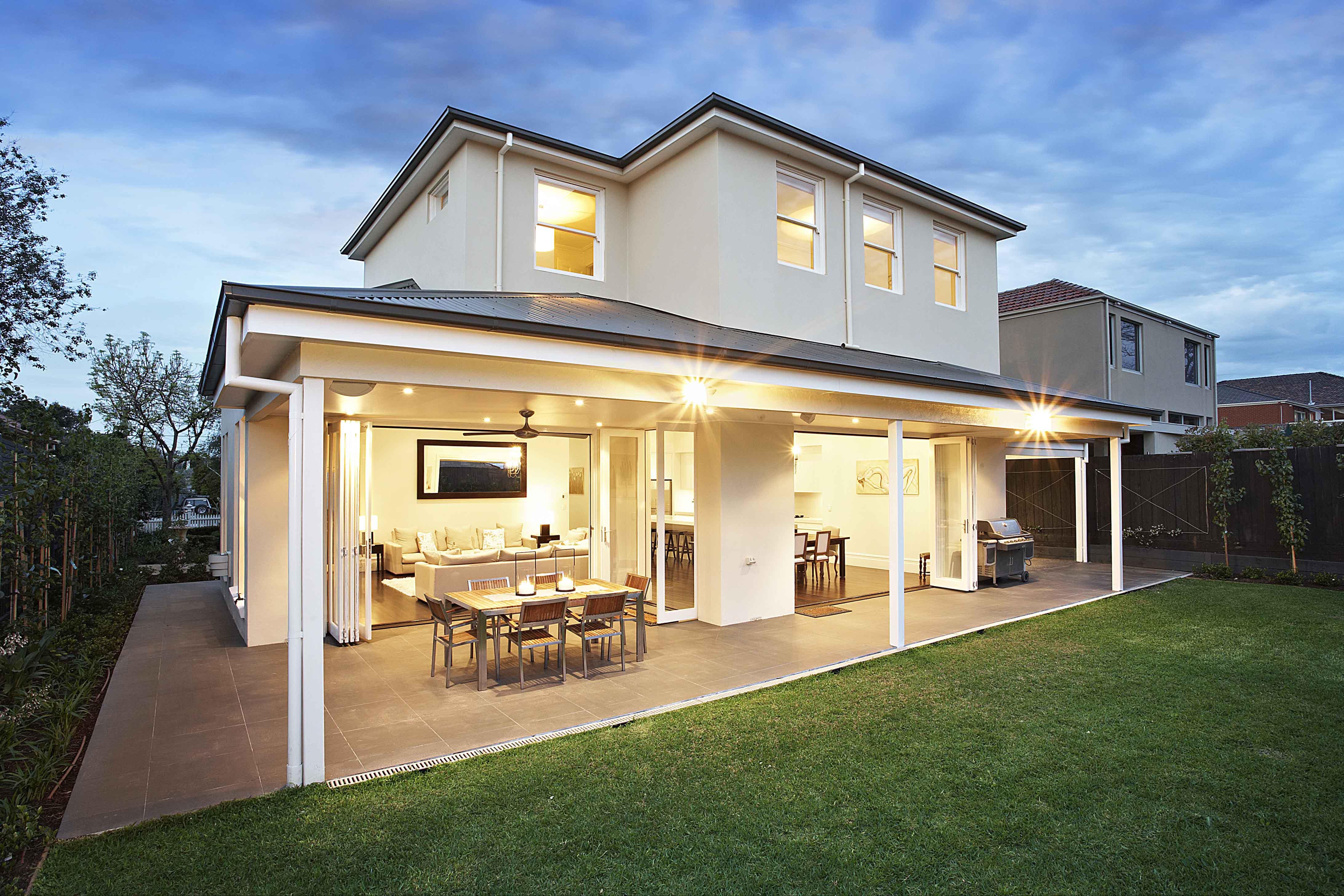 Modern Home Designs Melbourne Australia