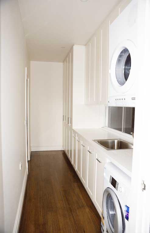 Laundry Design Melbourne | RenoVogue